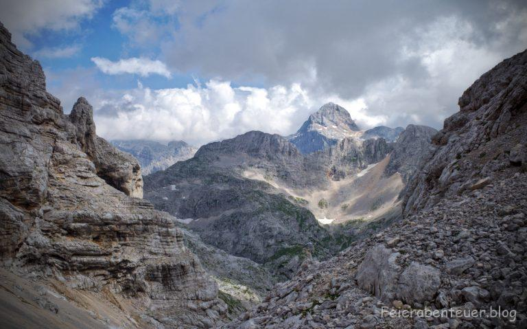 Die Kosten meiner Weitwanderung von Salzburg nach Triest