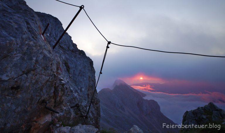 Salzburg – Triest Teil 4 – Von der slowenischen Grenze hinauf auf den Triglav