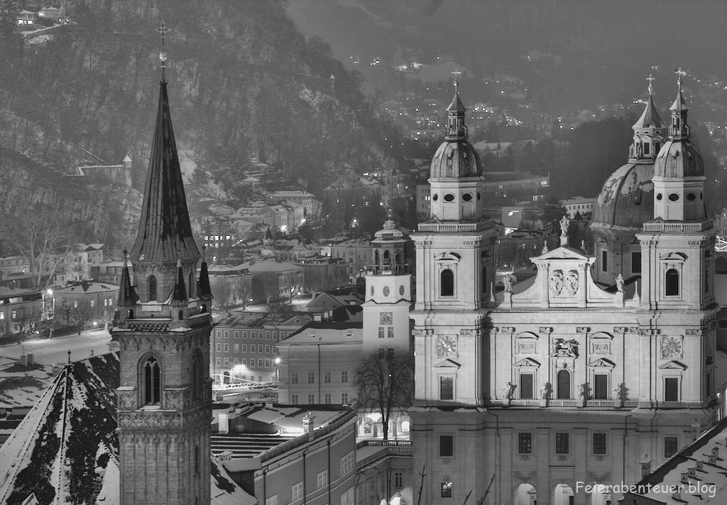 Fotografien aus der Stadt Salzburg