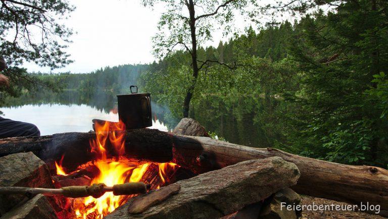Trekkingnahrung und Lagerfeuerrezepte – Verpflegung unterwegs, Packlsupperl oder ordentlich aufkochen?