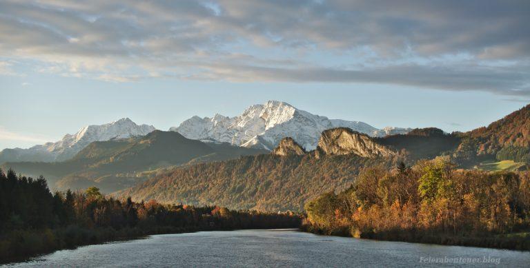 Landschaftsbilder aus Salzburg