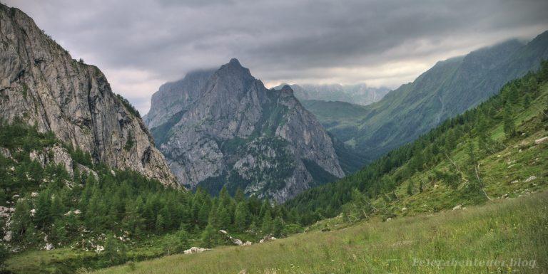 Mein kleines Abenteuer am Karnischen Höhenweg – Teil 2 – Das Abenteuer beginnt